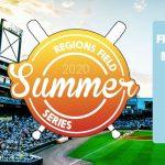 Regions Field Summer Series - Babe Ruff's Saturday Cinema