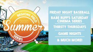 Regions Field Summer Series - Babe Ruff's Saturd...