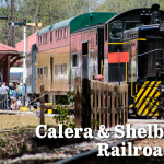 Calera & Shelby Train Ride