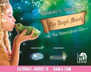 Fairytales and Frogs: The Royal March