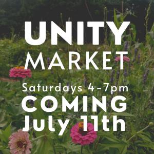 Grand Opening: Unity Market!