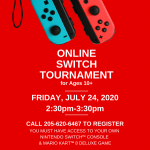 Online Nintendo Switch™ Tournament