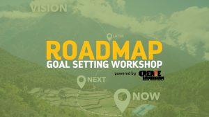 Roadmap Goal Setting Workshop - August