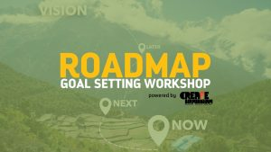 Roadmap Goal Setting Workshop - December