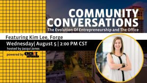 Community Conversations with Kim Lee