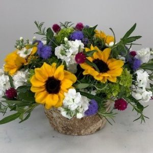 Saturdays in the Gardens Webinar: Arrange Flowers ...