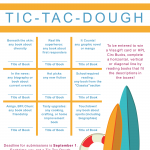 Tic-Tac-Dough Reading Challenge