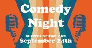 Stand Up Comedy Night at Ferus