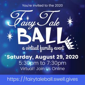 The 14th Annual Virtual Fairy Tale Ball