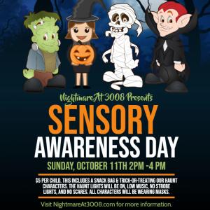 Sensory Awareness Day