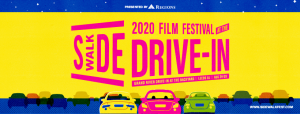 2020 Sidewalk Film Festival at the Drive-In