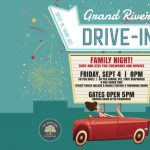 Grand River Drive-In Family Night