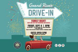 Grand River Drive-In Family Night