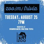Zoo(m) Trivia Night