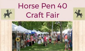 Horse Pens 40 Craft Fair