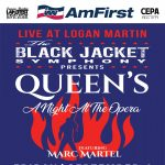 Live at Logan Martin: The Black Jacket Symphony presents Queen's 'A Night at the Opera'