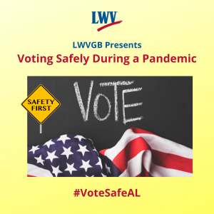 Voting Safely During a Pandemic