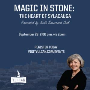 Magic in Stone: The Heart of Sylacauga