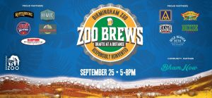 Zoo Brews: Drafts at a Distance