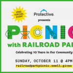 Virtual Event: Picnic with Railroad Park presented by Protective Life