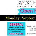 Rocky Heights Print & Binding Open House