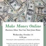 Make Money Online: Business Ideas You Can Start from Home