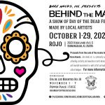Behind the Mask: The masks of Dia de los Muertos No. 18
