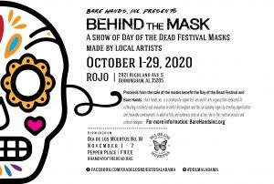 Behind the Mask: The masks of Dia de los Muertos N...