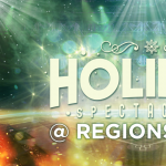 Holiday Spectacular @ Regions Field