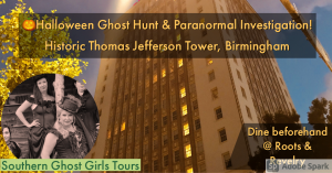 Halloween Ghost Hunt Paranormal Investigation at B...