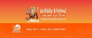 'Tails Off The Trails Online Auction