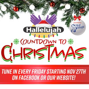 Hallelujah Countdown to Christmas