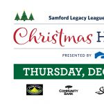 Samford Legacy League's 10th Annual Christmas Home Tour