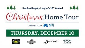 Samford Legacy League's 10th Annual Christmas Home Tour
