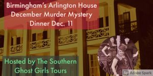 December Murder Mystery Dinner at Birmingham's H...