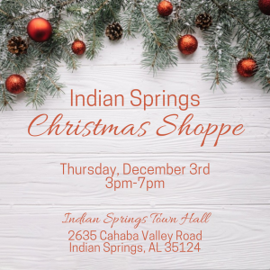 Indian Springs Christmas Shoppe