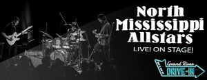 Backyard Concert Series featuring the North Mississippi Allstars at the Drive in