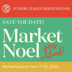 Junior League of Birmingham's Virtual Market Noel