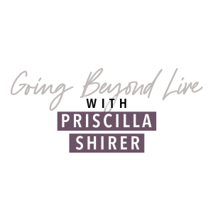 LifeWay's Going Beyond Live with Priscilla Shirer and Anthony Evans