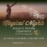 Magical Nights: Vulcan's Holiday Experience Presented by Alabama Power