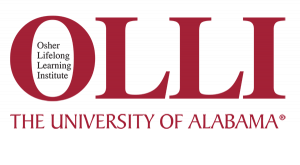 OLLI at UA - WEEKLY BONUS PROGRAMS - OPEN TO THE PUBLIC