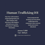 Human Trafficking 101