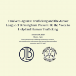 Truckers Against Trafficking and the JLB Present: Be the Voice to Help End Human Trafficking