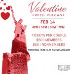 Valentine With Vulcan