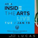 Inside The Arts + Lucas Blalock