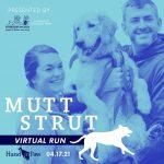 Hand in Paw's Virtual Mutt Strut: 5K and 1 Mile Fun Run