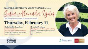 Samford University Legacy League's Annual Scholars...