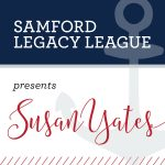 Samford University Legacy League presents an evening with Susan Alexander Yates