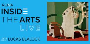 Inside the Arts LIVE ft. Lucas Blalock
