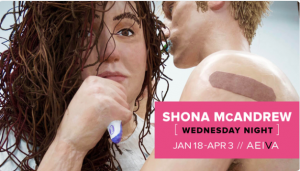 SHONA MCANDREW: WEDNESDAY NIGHT